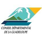 Logo conseil départemental guadeloupe